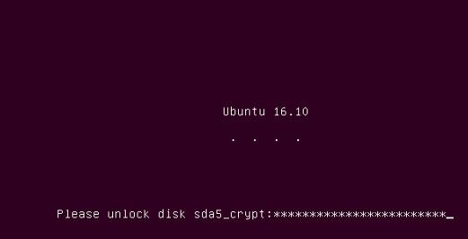 Cómo cifrar su disco duro en Ubuntu