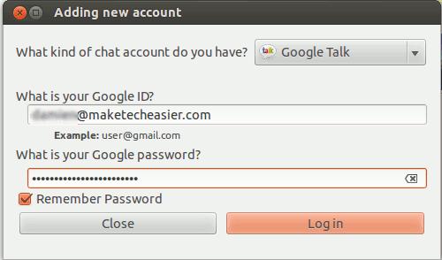 Cómo configurar Gtalk para Google App en Linux (Consejos rápidos)
