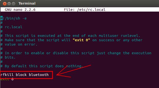 Cómo desactivar Bluetooth durante el arranque en Ubuntu[Consejos rápidos]