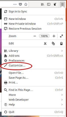 Cómo habilitar el soporte de CSD en Firefox para Linux