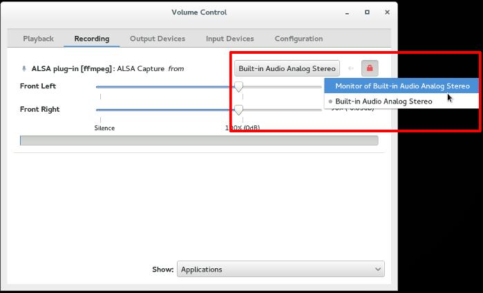 Cómo hacer Screencast desde la línea de comandos en Linux