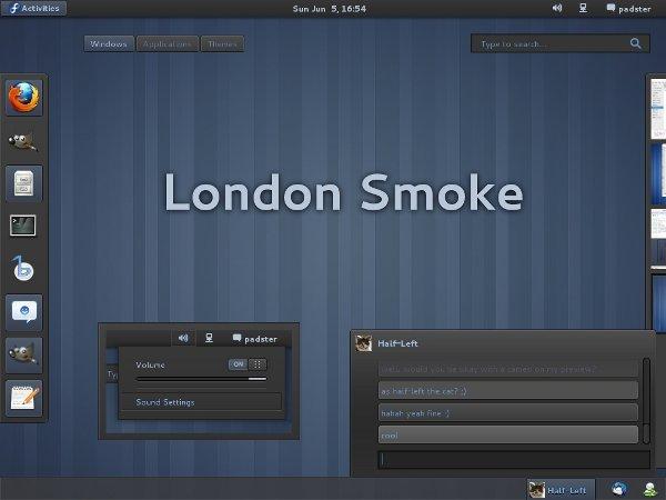 Cómo instalar temas de shell de Gnome personalizados