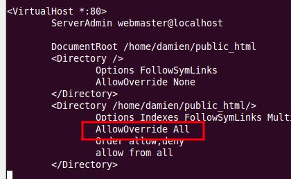 Cómo instalar y configurar Apache en Ubuntu