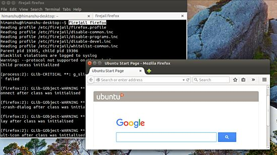 Cómo mejorar la seguridad de su sistema Linux con Firejail