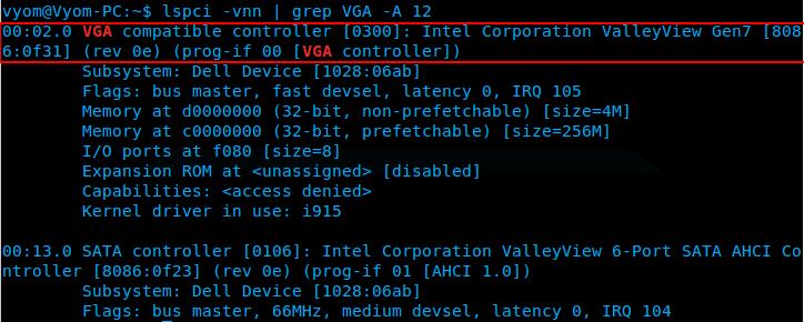 Cómo obtener información sobre tarjetas gráficas en Linux