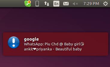 Cómo obtener notificaciones de Android en Ubuntu Desktop usando KDE Connect