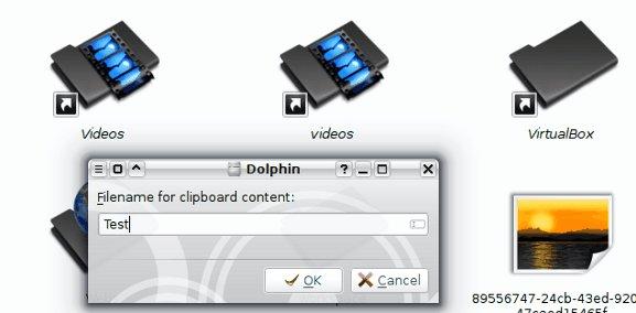 Cómo usar el Portapapeles y el Klipper App de KDE