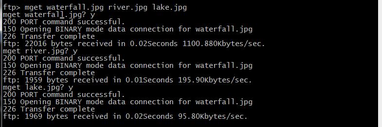 Cómo usar FTP desde la línea de comandos de Linux
