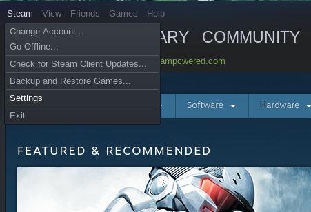 Cómo usar Steam Play para jugar a juegos de Windows en Linux