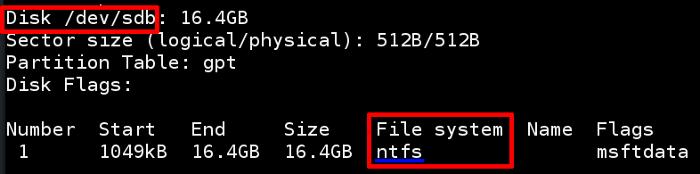 Edite fstab a discos duros secundarios de montaje automático en Linux