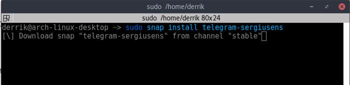 Ejecute fácilmente los paquetes Ubuntu Snap Packages en otras distribuciones de Linux