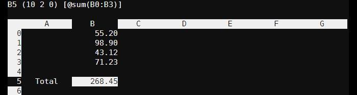 Escribir hojas de cálculo desde la línea de comandos de Linux