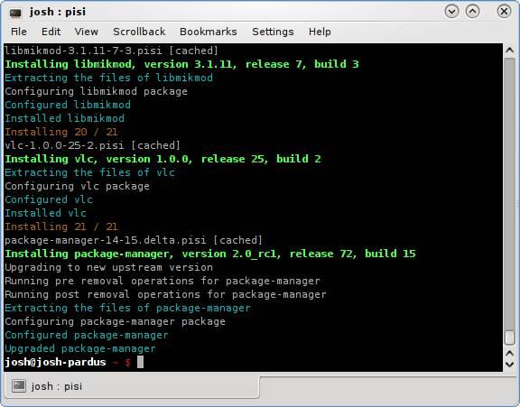 Introducción a Pardus Linux