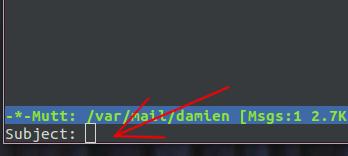 Olvídese de los clientes de correo, envíe correo electrónico desde la línea de comandos[Linux].