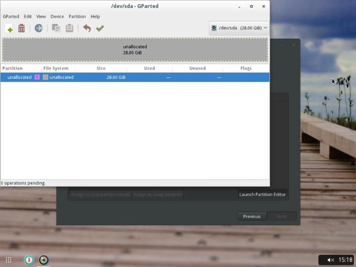 Primer vistazo a Evolve OS con Budgie Desktop