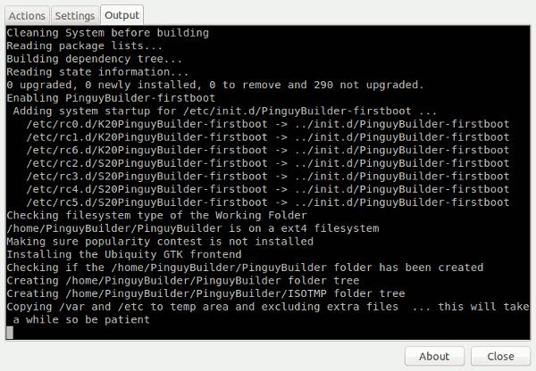 Realice una copia de seguridad o redistribuya su instalación basada en Ubuntu con Pinguy Builder