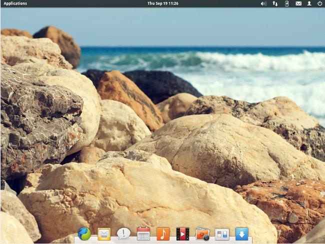 Sistema operativo elemental: Un elegante y funcional restaurante Linux