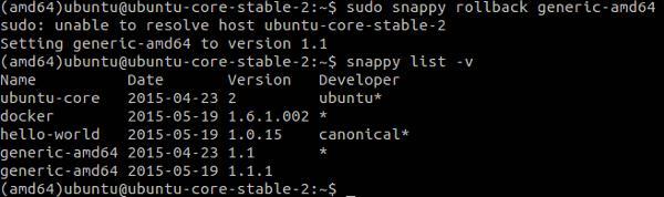 Ubuntu Snappy - Lo que necesitas saber