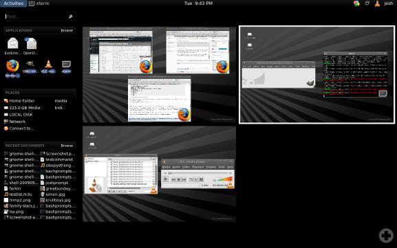 Vivir con Fedora - La opinión de un usuario de Debian/Ubuntu sobre Fedora 15