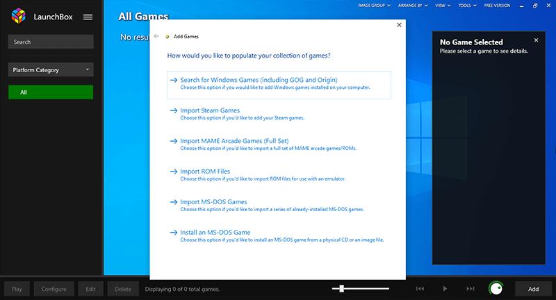 Cómo organizar tu colección de juegos para PC con LaunchBox. Mantener organizada una vasta colección de juegos para PC puede ser complicado. Afortunadamente, Launchbox te ayuda a organizar tu colección de juegos en un solo lugar.