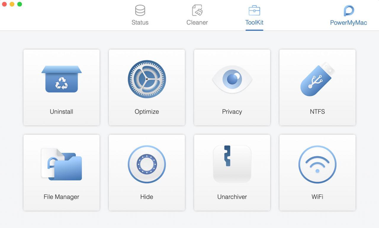 FoneDog PowerMyMac es una multi-herramienta digital para tu Mac. Para que tu Mac siga funcionando en perfectas condiciones, deberías limpiarlo a fondo de vez en cuando. FoneDog PowerMyMac es una herramienta útil para esto.