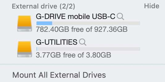 Maneje sus discos duros fácilmente en Mac con iBoySoft Drive Manager. A veces es necesario trabajar con un determinado tipo de unidad. Si su sistema operativo no soporta esa unidad, una aplicación como iBoySoft Drive Manager le ayudará.