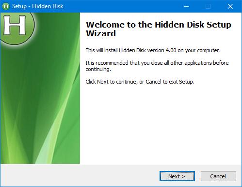 Uso de un disco oculto para crear una unidad protegida por contraseña en Windows. Si tiene archivos y carpetas que desea ocultar y proteger con contraseña en Windows, a continuación se explica cómo puede crear una unidad protegida con contraseña con Hidden Disk.