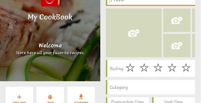 5 de los mejores gestores de recetas para Android
