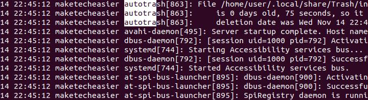 Cómo eliminar automáticamente archivos antiguos de la Papelera en Linux