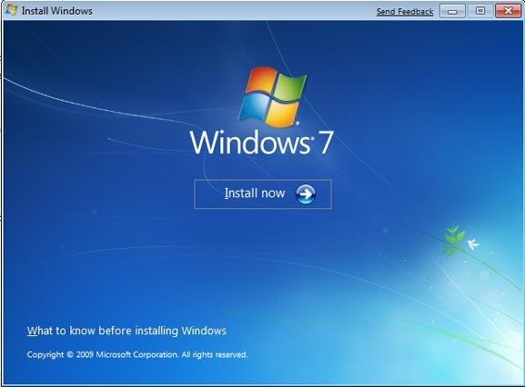 Cómo actualizar Windows 7 Beta a Windows 7 RC1 sin formatear el disco duro
