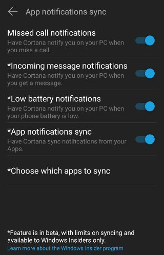 Cómo ver las notificaciones de Android en el escritorio de Windows 10