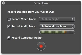 Cómo crear tutoriales en vídeo en su Mac utilizando ScreenFlow