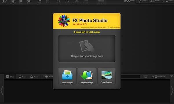 La reseña de FX Photo Studio [Mac]