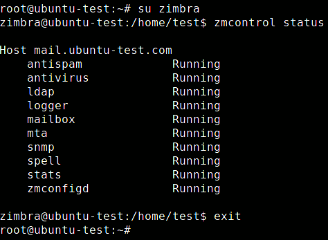 Cómo instalar Zimbra Collaboration Suite en Ubuntu Server