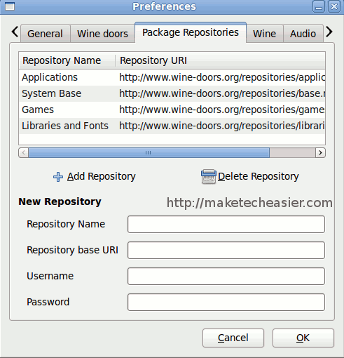 repositorio WineDoors