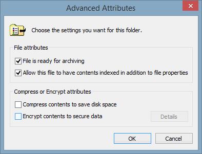 Cambiar el color de los nombres de los archivos en Windows