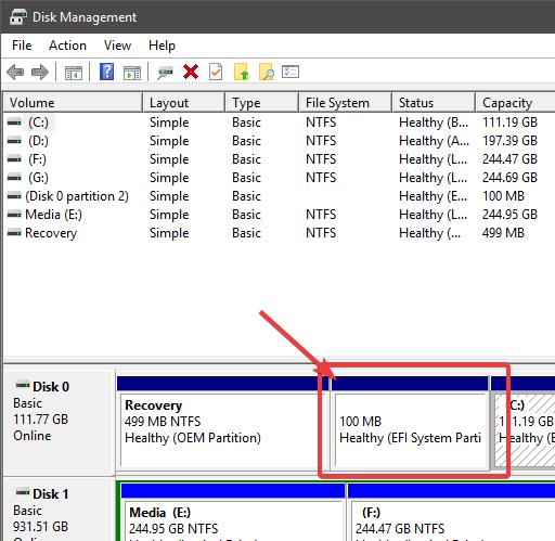Cómo arrancar en UEFI directamente desde Windows 10