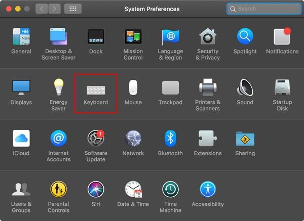 Cómo configurar un atajo de teclado para no molestar en tu Mac