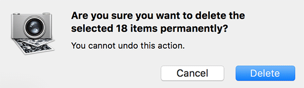 Cómo eliminar todas las fotos de tu iPhone usando un Mac
