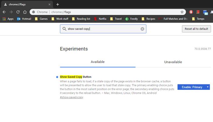 Cómo habilitar el modo sin conexión en Google ChromeEl modo sin conexión de Google Chrome crea una caché local de todas las páginas web visitadas para que puedas verlas sin conexión. A continuación se indica cómo habilitarlo.