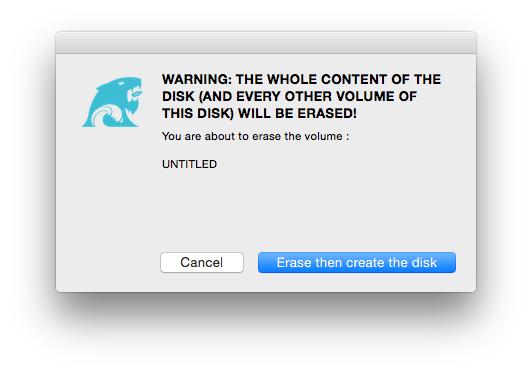 Cómo hacer una unidad de instalación de Yosemite OS X 10.10 arrancable