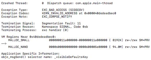 Cómo leer los informes de fallos de macOS para solucionar problemas de tu Mac