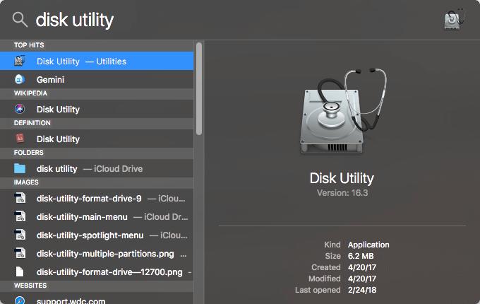 Cómo reparar permisos de disco en Mac