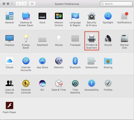 Cómo solucionar un problema de Mac que no se comunica con la impresora