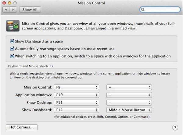 Consejos y trucos útiles para utilizar el control de misión en Mac