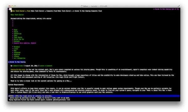 La búsqueda de los mejores navegadores de Mac