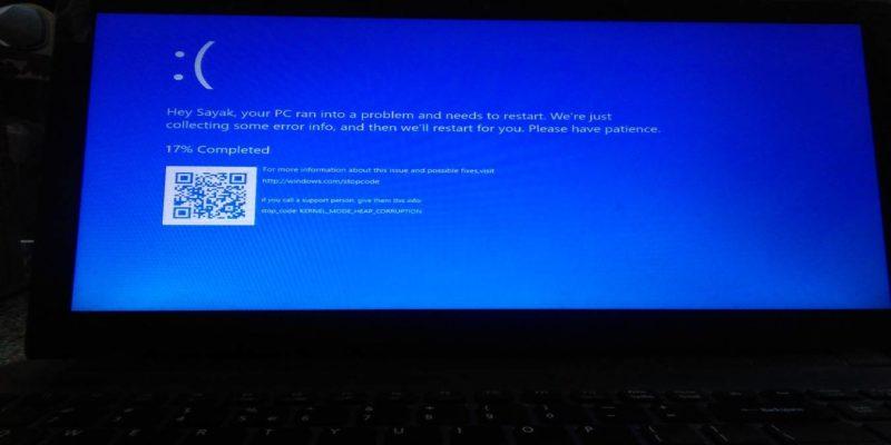Mejores maneras de corregir la pantalla azul de errores de muerte en Windows 10. El error de la pantalla azul de la muerte (BSOD) es uno de los fallos más molestos del sistema exclusivo de los ordenadores con Windows. Aquí hay algunas maneras de arreglar el problema de BSOD.
