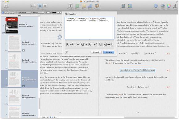 Nueva actualización del autor de iBooks: Haciéndole un mejor escritor
