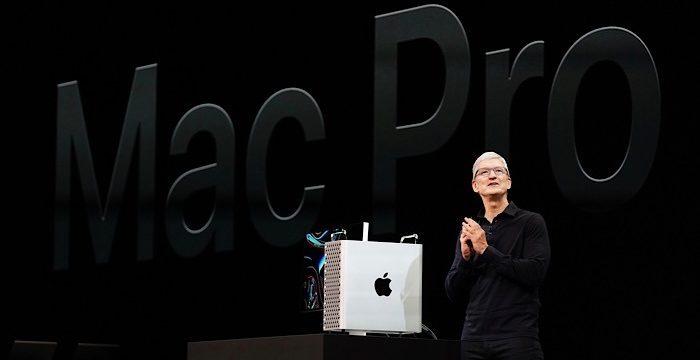 Apple anuncia el iPadOS, un nuevo Mac Pro, el modo oscuro y mucho más