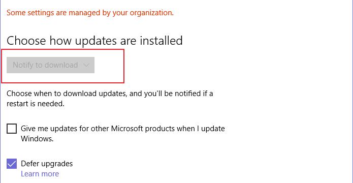 3 maneras de detener las actualizaciones forzadas de Windows 10